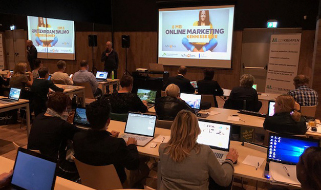 8 mei 2019 // Kennissessie Online Marketing